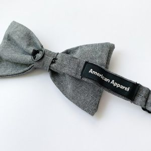 American Apparel Accessories - Bow Ties!